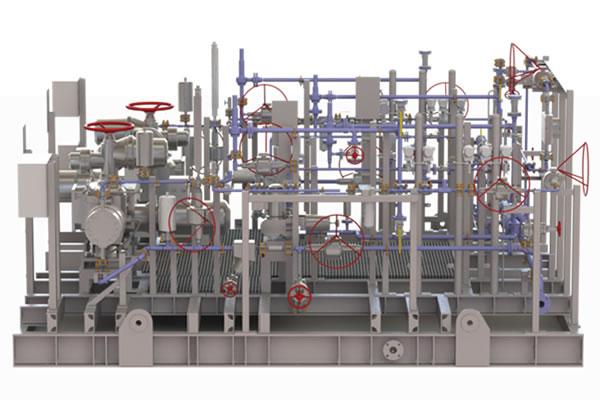 Pump Skid Quadro Design Pty Ltd